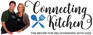 connecting kitchen logo