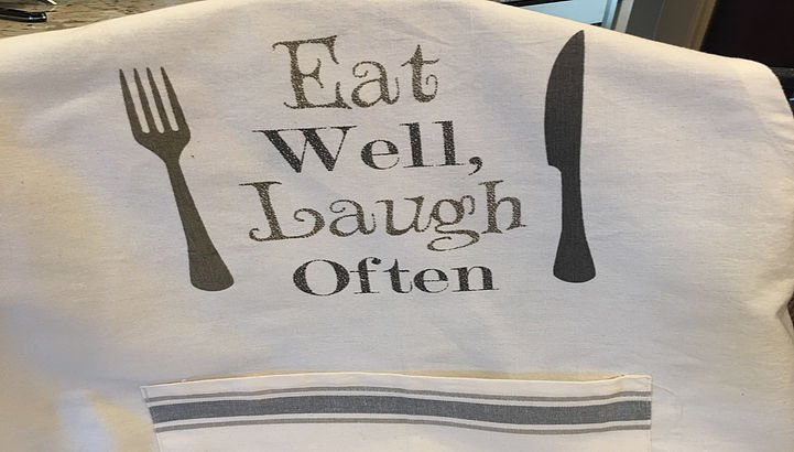 Eat Well, Laugh Often!